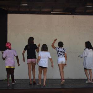 Ljetni kamp u Savudriji – Gluma i ples