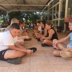 Ljetni kamp u Savudriji – Standard program