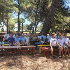 Ljetni kamp u Savudriji – Classic program
