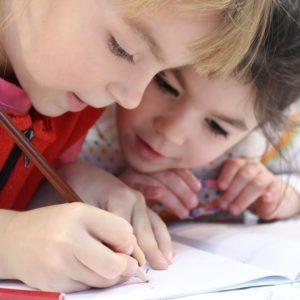 Dječja parlaonica – Tečaj engleskog ili njemačkog jezika (3-5 godina)